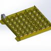 Lắp ráp khay đảo trứng tự động BTX-42